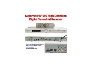 Supernet 1100 HD Set Top Box