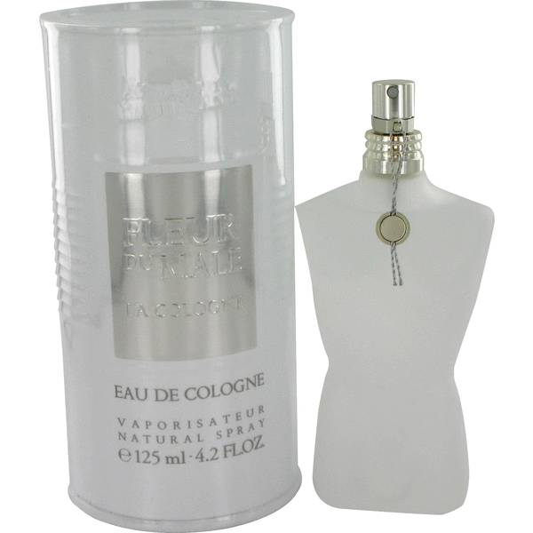 Fleur Du Male La Cologne By Jean Paul Gaultier 124 ml Eau De Toilette Spray - Free Delivery