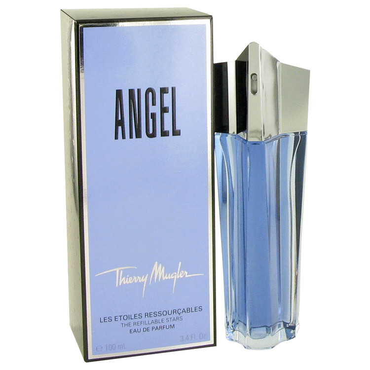 Angel Perfume 100 ml Eau De Parfum Spray Refillable - Free Delivery