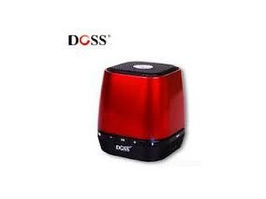 Doss Red Colour Bluetooth Speaker