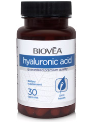 Hyaluronic Acid 40mg 30 Capsules