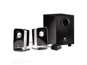 Logitech LS21 Elegant Looking 2.1 Ch Speakers