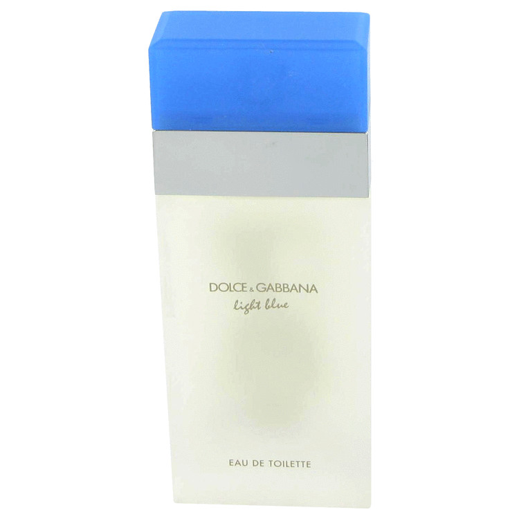 Light Blue Perfume 100 ml Eau De Parfum Spray - Free Delivery