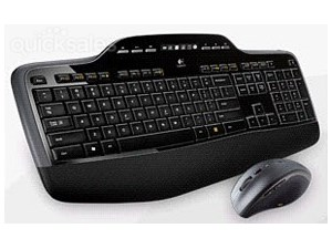 Logitech MK710 Wireless Keyboard & Mouse ComboSet