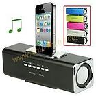 Music Angel U-disk SD iPhone iPod Super Speaker