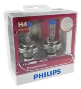 Philips Power Vision H4 Globe 12V 60/55w