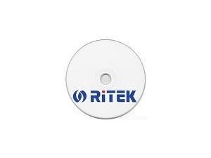 Ritek 50pk Spindle CD-R 52x White Printable