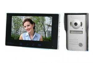 Full Colour LCD Video Door Phone
