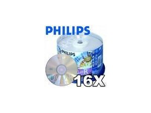 Philips DVD-R 50pk Spindle